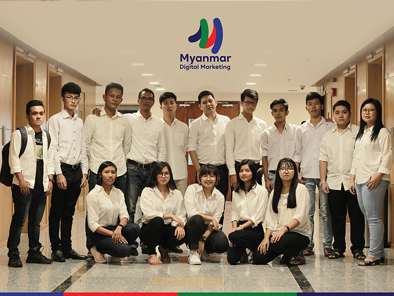 Myanmar Digital Marketing Team