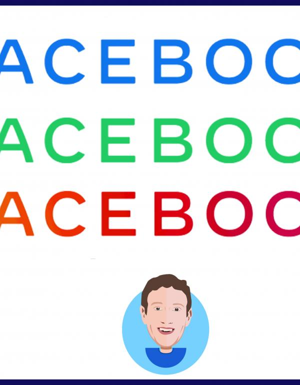Facebook All Brand New Logo