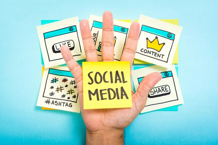 1 minute to Social Media Marketing